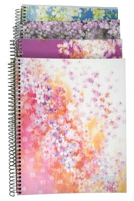 Petals 5 subject notebook CR
