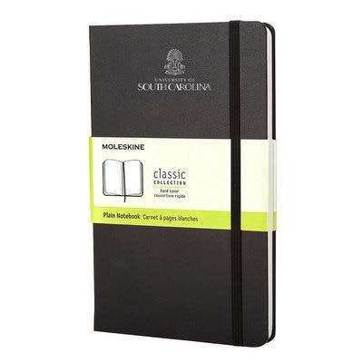 Moleskine Pocket Notebook With Foil Stamped School Name Unruled