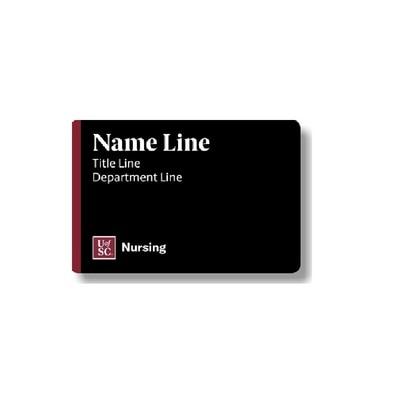 Nursing Student Name Tag Magnetic