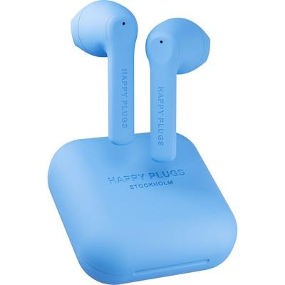 Happy Plugs Air 1 Go True Wireless In-Ear Earbuds,Blue