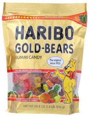 Haribo - Gold Gummy Bears Big Bag