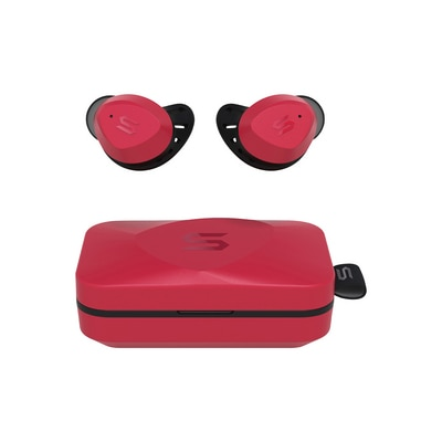 Soul S-Fit All-Conditions TrueWireless Red