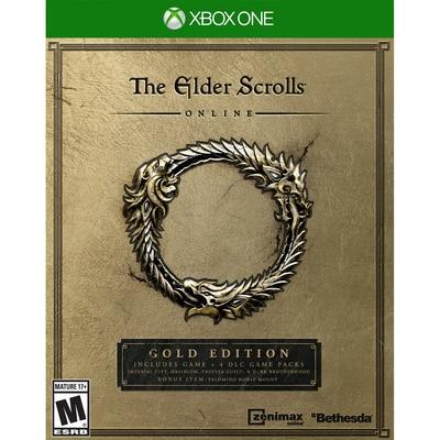 ELDER SCROLLS ONLINE GOLD XBX1