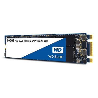 Western Digital Blue 3D NAND 500GB PC Solid State Drive