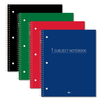 Value 1 Subject Notebook 11x9 70ct