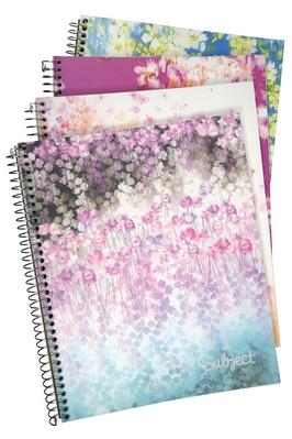 Petals 1 subject notebook CR