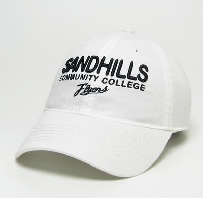Sandhills Community College Legacy Adjustable Hat