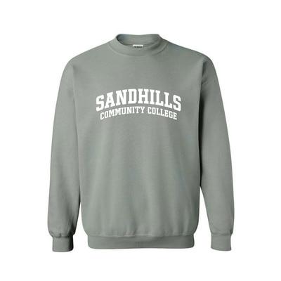 Sandhills Community College Jardine Apparel Fleece Crew
