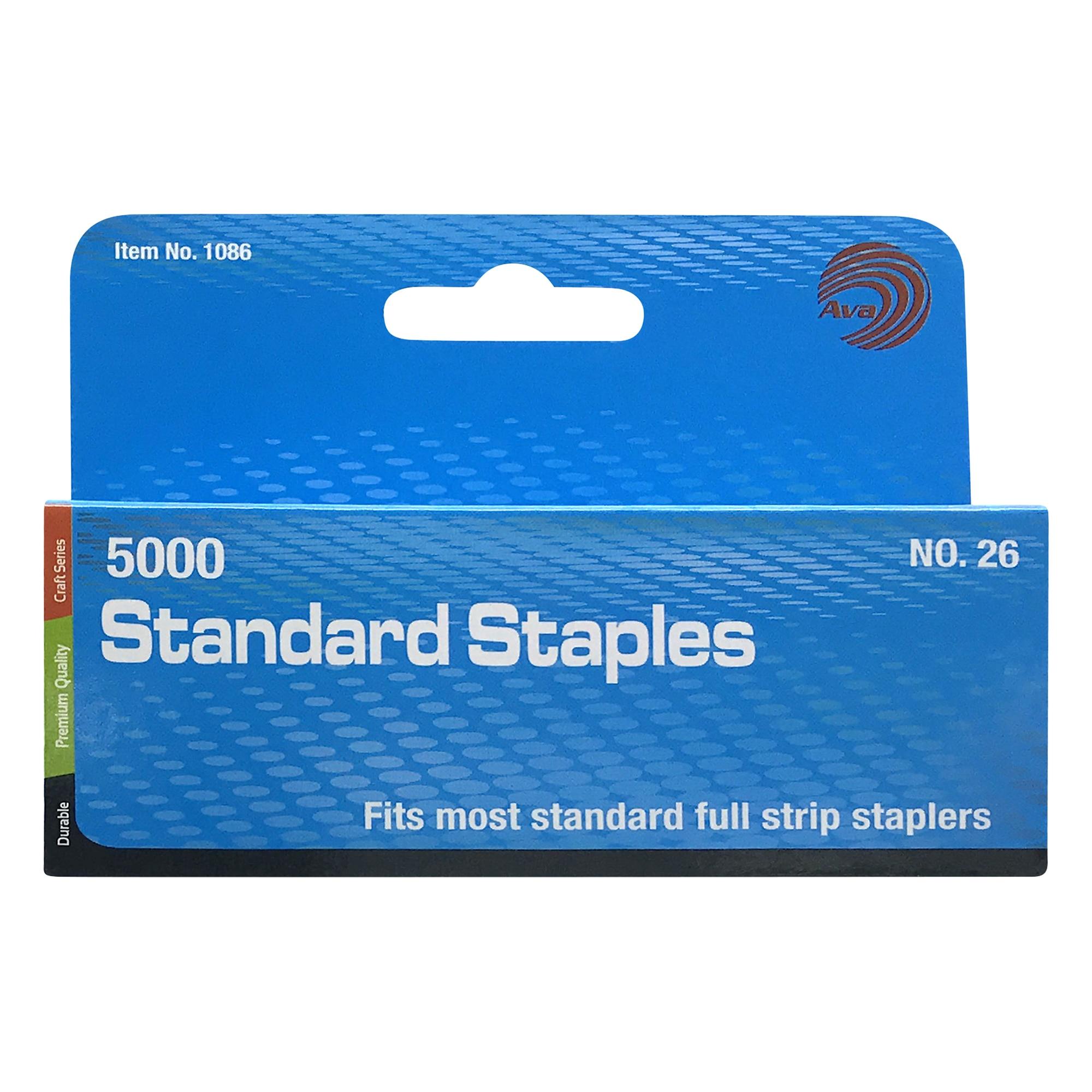 Acco Swingline  14 Inch Standard Staples 5000 Count