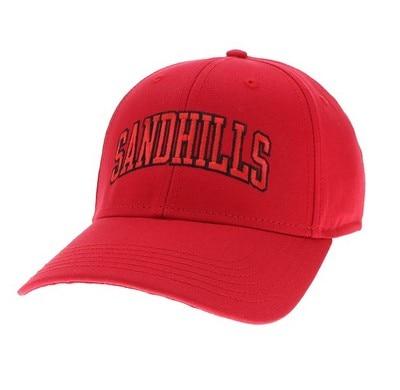 Sandhills Community College Legacy Mid Pro Structured Adjustable Hat