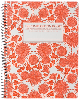 Chocolate Chip Decomposition Book