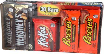 Hershey's Standard Assortment Bars