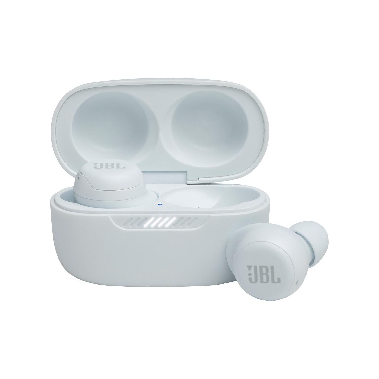 JBL LIVEFREENCPLUSTWS True Wireless Noise Cancelling InEar Earbud White