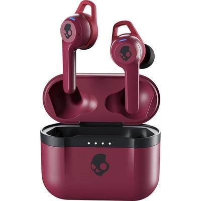 Indy Evo True Wireless In-Ear Earbuds Deep Red