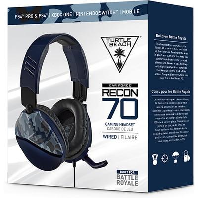 RECON 70 BLUE CAMO