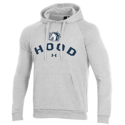 Hood College Official Bookstore Under Armour Men's All Day Hoodie Sweashirt