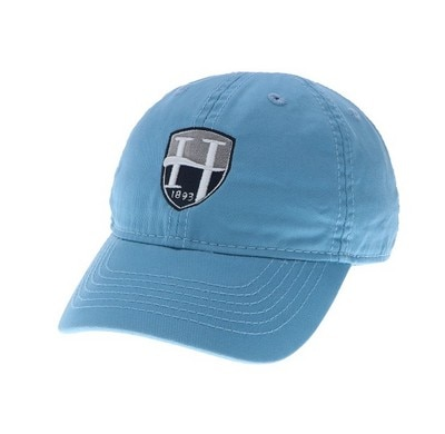 Hood College Official Bookstore Legacy Toddler Washed Twill Unstructured Adjustable Hat