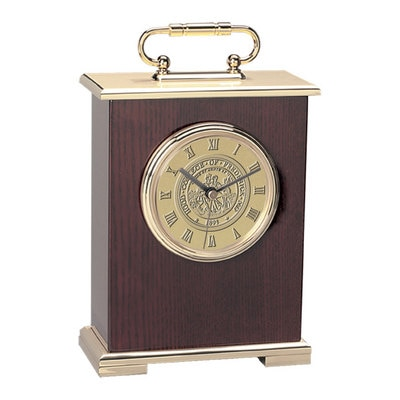 Hood College Official Bookstore Carriage Clock