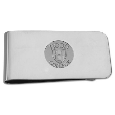 Hood College Official Bookstore Money Clip