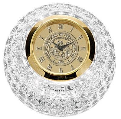Hood College Official Bookstore Golf Ball Clock