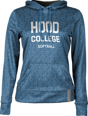 Hood College Official Bookstore ProSphere Softball Womens Pullover Hoodie