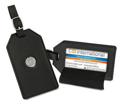 Hood College Official Bookstore Luggage Tag