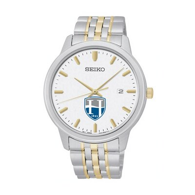 Hood College Official Bookstore Seiko Mens Watch