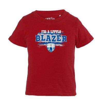 Hood College Official Bookstore Garb Toddler Short Sleeve T-Shirt