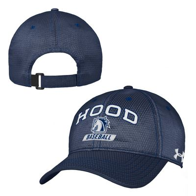Hood College Official Bookstore Under Armour Zone Adjustable Hat