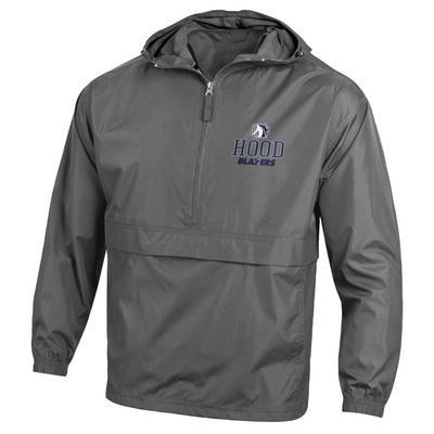 Hood College Official Bookstore Champion Half-Zip Packable Jacket