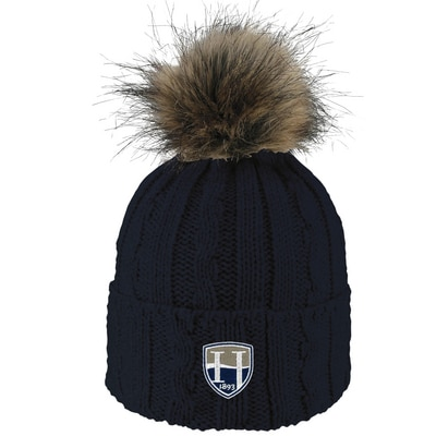 Logofit Hood College Official Bookstore Alps Knit Cuffed Hat