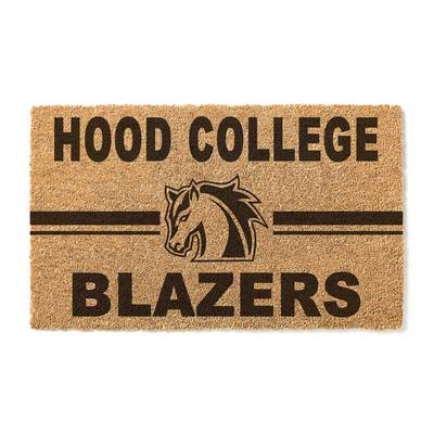 Hood College Official Bookstore Team Doormat