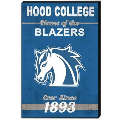 Hood College Official Bookstore Canvas Banner Home