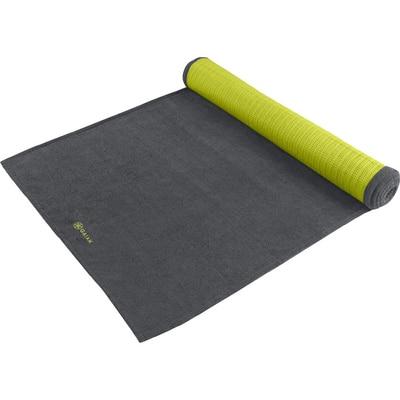 Gaiam Grippy Yoga Mat Towel Multi 24x68