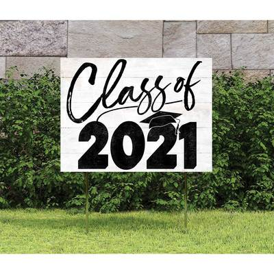 Hood College Official Bookstore Class of 2021 Yard Sign