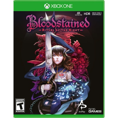 BLOODSTAINED RITUAL NIGHT XBX1