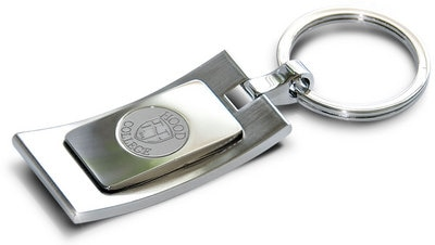 Hood College Official Bookstore Key Ring