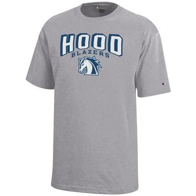 Hood College Official Bookstore Champion Youth Short Sleeve Jersey Tee