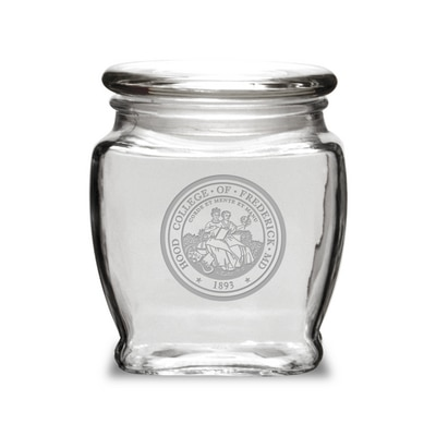 Hood College Official Bookstore Apothecary Jar