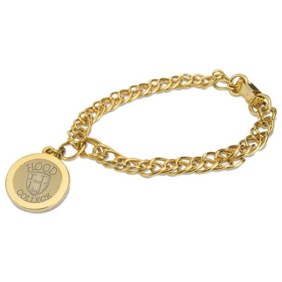 Hood College Official Bookstore Charm Bracelet