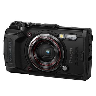 Olympus Rugged 12MP Cam TG6 Blk