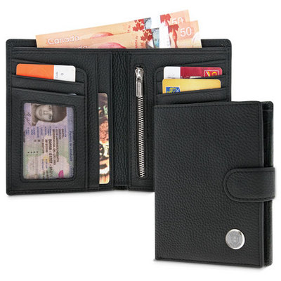 Hood College Official Bookstore Ladies' Leather Wallet