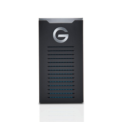 Western Digital G-DRIVE mobile 2TB Portable Rugged Solid State Drive