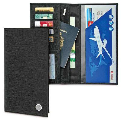 Hood College Official Bookstore Passport Wallet