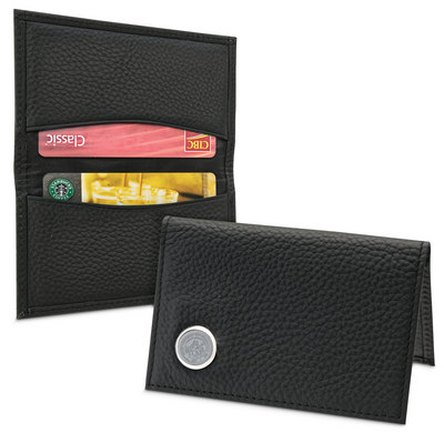 Hood College Official Bookstore Credit Card Wallet