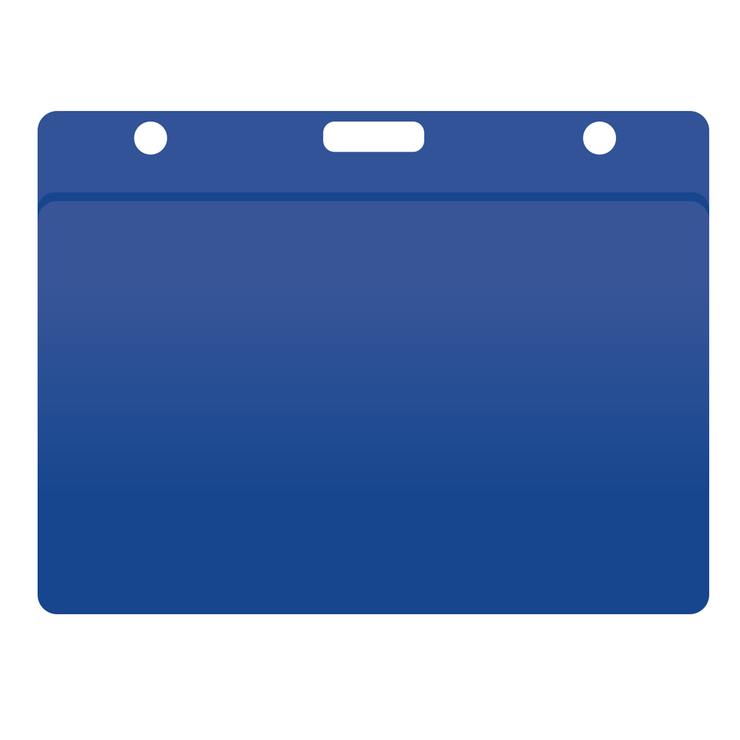 Hood College Official Bookstore ID Holder
