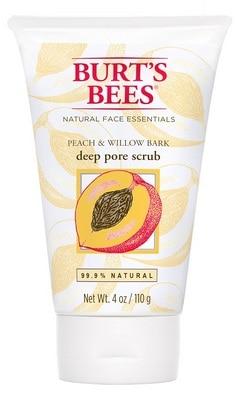 Deep Pore Scrub  Peach & Willow Bark