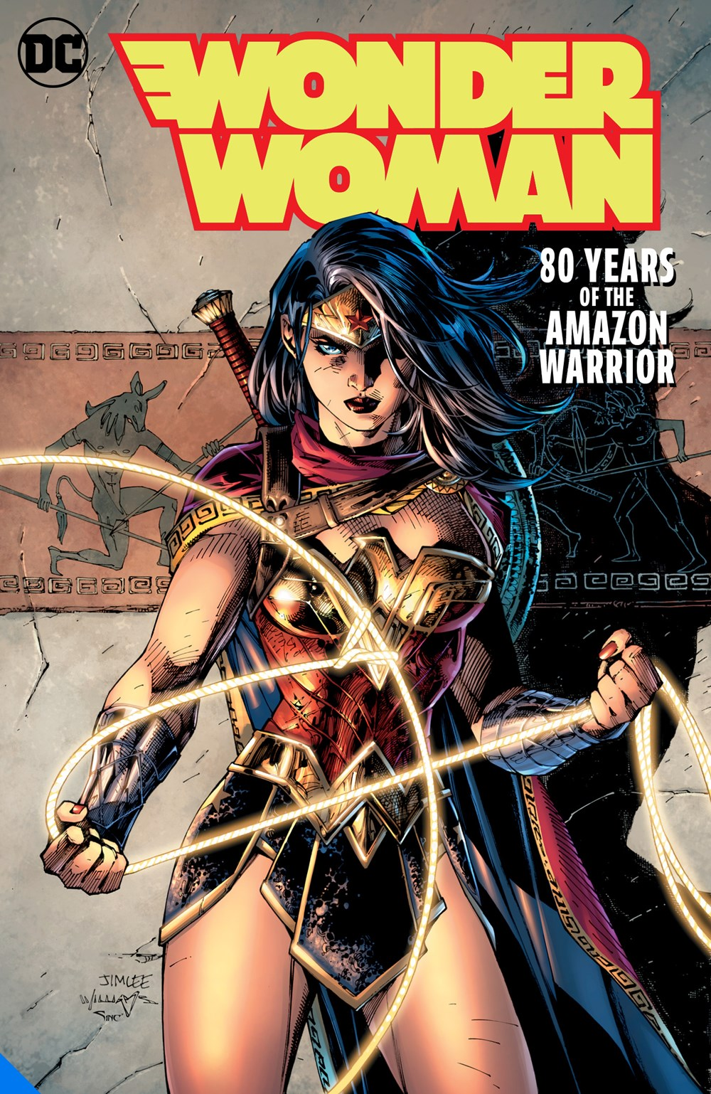 Wonder Woman: 80 Years of the Amazon Warrior the Deluxe Edition