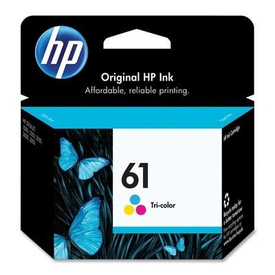 HP 61 Tricolor Ink Cartridge