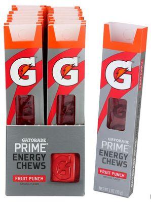 Gatorade - Fruit Punch Performance Chews